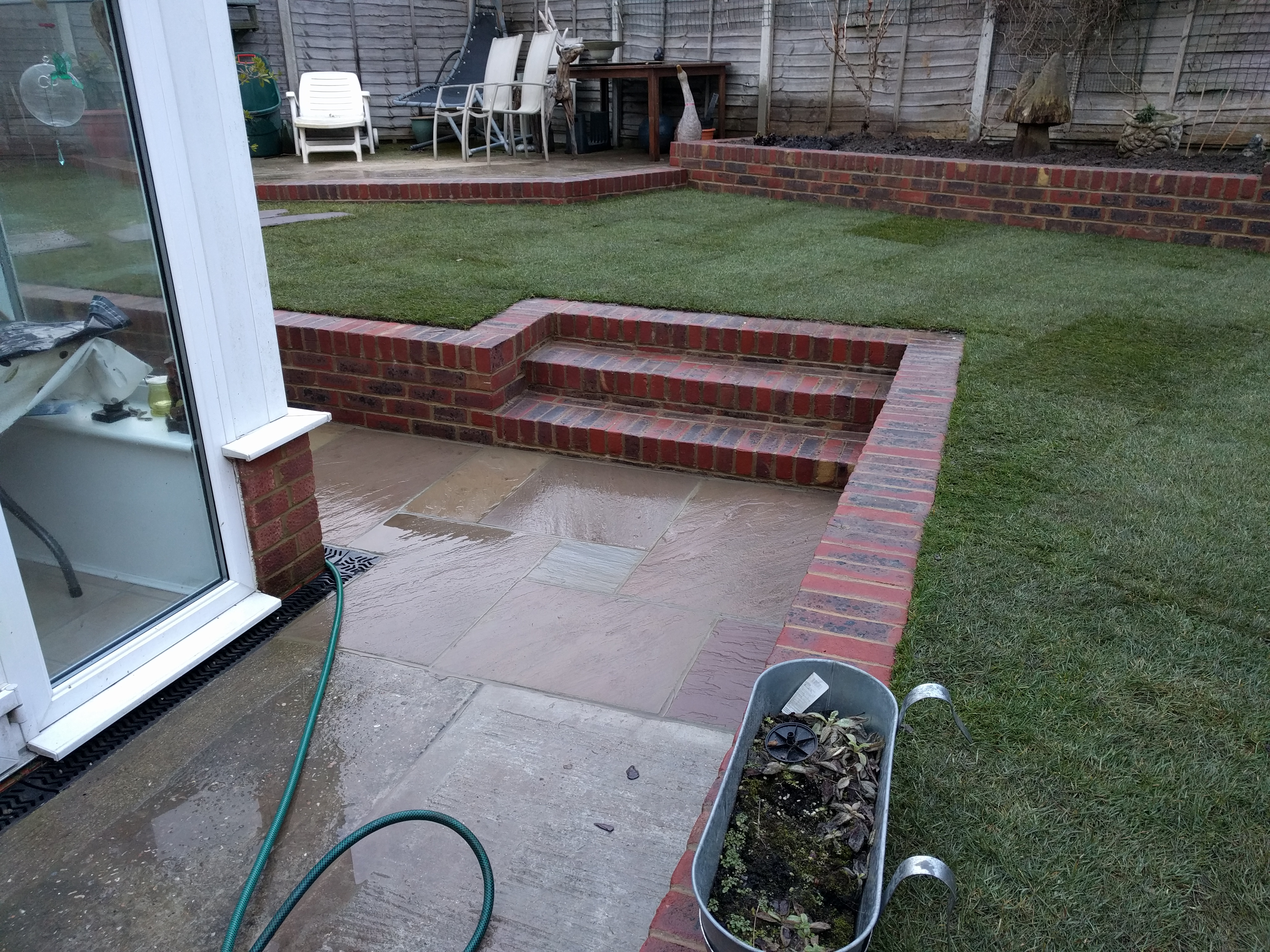 Brighton and Hove Landscape Gardener,Patios Paving Walling ...
