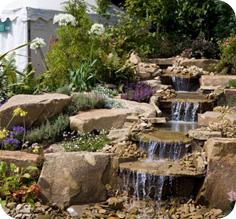 Rockery Ideas Rockeries Waterfalls And Ponds All